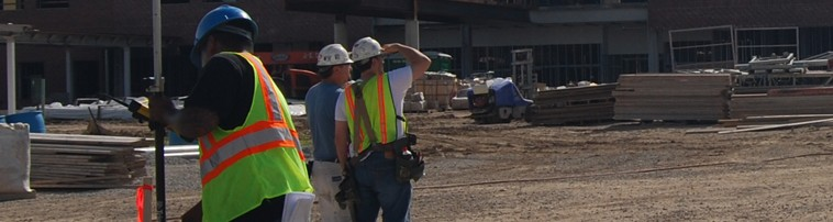 site observation, on-site engineers, construction observation