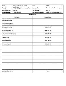 4600 039 As Read Bid Results 3-15-18 - Gewalt Hamilton Associates, Inc